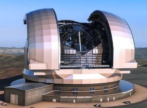 Telescoop ELT