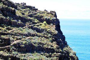 Wandelpad gr-130 la palma noorden