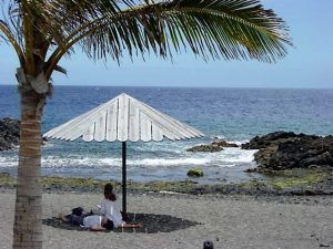 playa arena blanca la palma