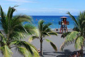 playa bajamar santacruz la palma
