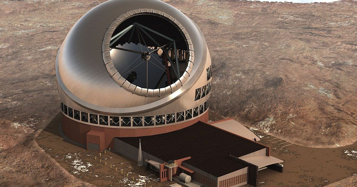 TMT-telescoop