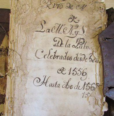 gemeente archief santa cruz de la palma