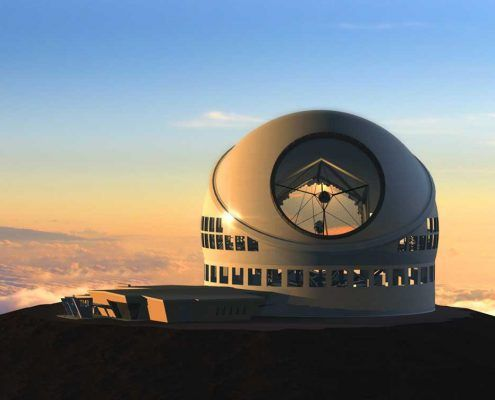 telescoop hawaï